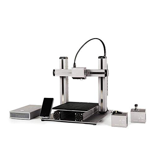 Snapmaker 2.0 Modular 3-in-1 3D Printer, Laser Engraving, CNC Carving, All Metal, Auto-Leveling,...