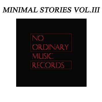 Minimal Stories Vol.III