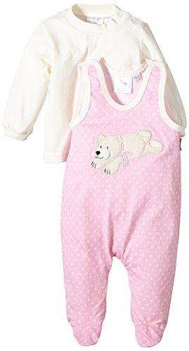 STERNTALER Ensemble pyjama jersey coton ELLA l'ours polaire 50 cm / 0-2 mois, Orchidee