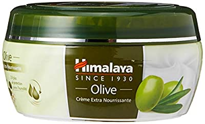 Himalaya Olive Extra Nourishing Cream, for face and body, restores and moisturises skin 150 ml