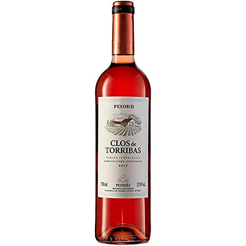 Vino Clos de Torribas Rosado Ecológico Pinord 750 ml