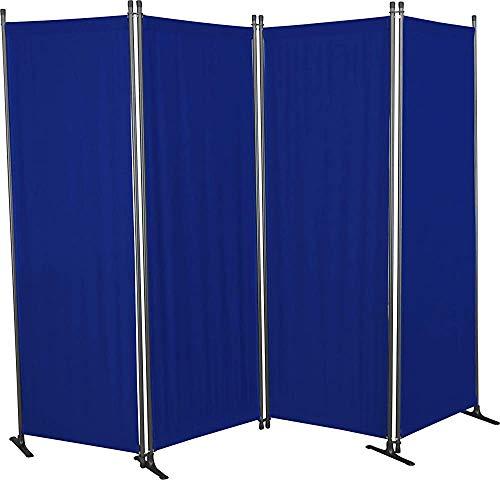 Tagungsraum Multifunktionshalle Mobile Trenntür Aktivität Trennwand Wand Faltbare skalierbare Privatsphäre,Blue