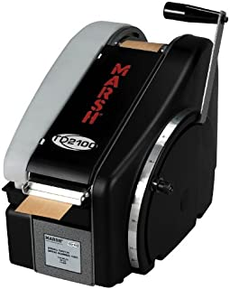 Box Partners Marsh Td2100 Manual with Heater Paper Gum Tape Dispenser (MARSHTDH)