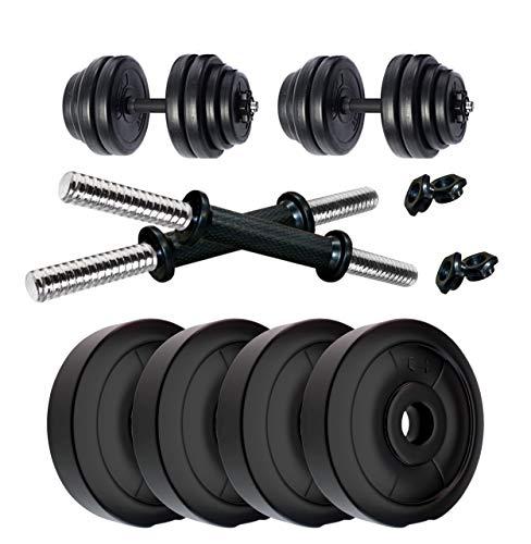 KORE DM-8KG-COMBO16 Home gym & Fitness Kit, 2 kg x 4