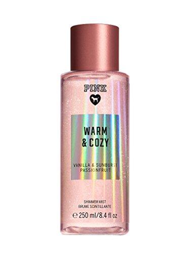 Victoria's Secret PINK Warm & Cozy Shimmer Body Mist
