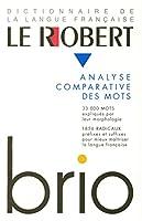 Robert Brio (Dictionnaires Generalistes)