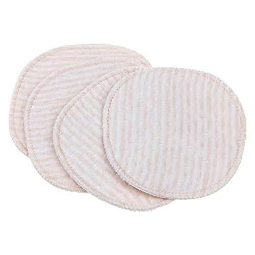 XKMY Almohadillas de lactancia materna, reutilizables, lavables, para maternidad, lactancia, a prueba de fugas, antidesbordamiento, almohadillas para mujeres embarazadas, sujetador