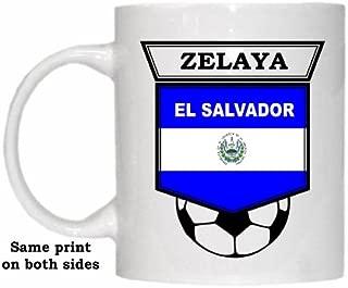 Rodolfo Zelaya (El Salvador) Soccer Mug