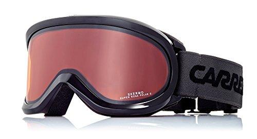Carrera Skibrille Skermo OTG, Black Shiny