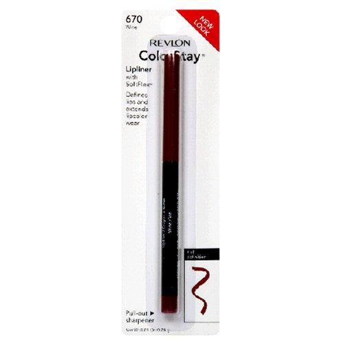 Revlon Colorstay Lipliner Wine (Lippenstifte)