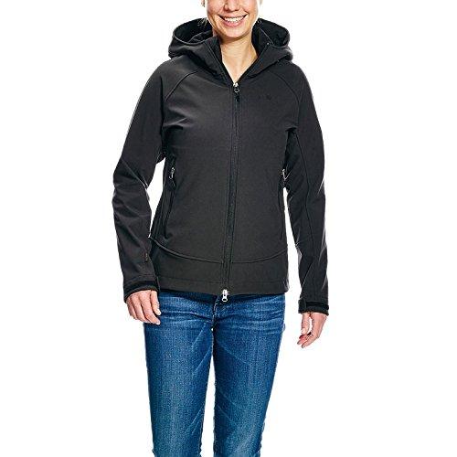 Tatonka Barro Womens Jacket Größe: 38 Farbe: Black