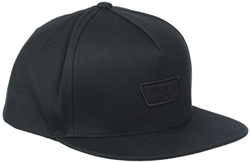 Vans_Apparel Herren Mini Full Patch II Snapback Baseball Cap, Schwarz (Black Blk), One Size