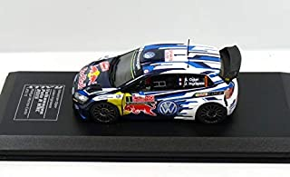 OPO 10 - Polo R WRC S.OGIER/J.INGRASSIA Rally Monte-Carlo 2015 (Ref: 1505)