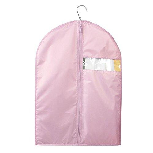 Xuan - Worth Another Taro Purple Smooth 5 Pcs Lavable Vêtements Housse De Poussière Fenêtre Suit Couverture Haute Qualité Valise Sac Sac De Rangement (Taille : 60 * 100cm)