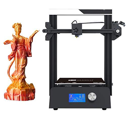LZJDS 3D Printer,Printing Size 220 * 220 * 250Mm 3D Printer with Power Failure Resume And Material Break Detection Comes with Memory Printing Function Works with TPU/PLA/ABS