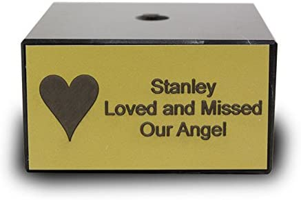 Marble Base - Black Memorial Urns Sales of SALE items from new Safety and trust works Engraving Ashes for I Custom