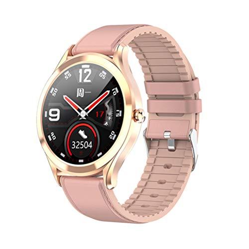 HJKPM MK10 Smartwatch, IP68 Monitoreo De Salud A Prueba De Agua Reloj Inteligente con Ritmo Cardíaco Deportivo Monitoreo del Sueño Y Bluetooth Función De Fotos,D4
