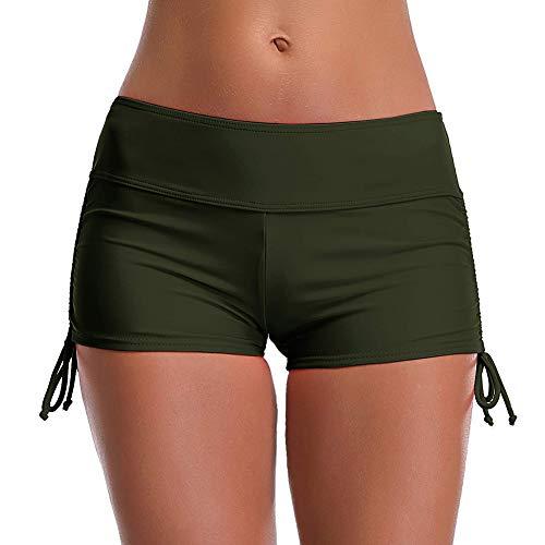 Yoga-Shorts, Yoga-Shorts, Laufshorts, Sportshorts, Sportshorts, elastische Taschen mit hoher Taille (Verpackung: OPP-Tasche)