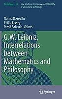 G.W. Leibniz, Interrelations between Mathematics and Philosophy (Archimedes (41))