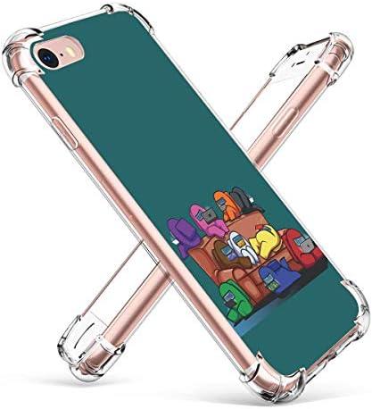 STSNano Case for iPhone 6 6S Cute Cartoon Soft TPU Cover AmonUS C Kawaii Fashion Stylish Designer product image