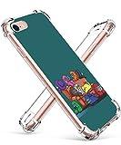 Darrnew Amon C Case for iPhone 6/6S Cartoon TPU Cute 3D Fun