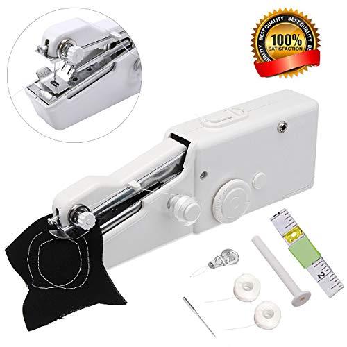 Portable Mini Handheld Sewing Machine By MSDADA...
