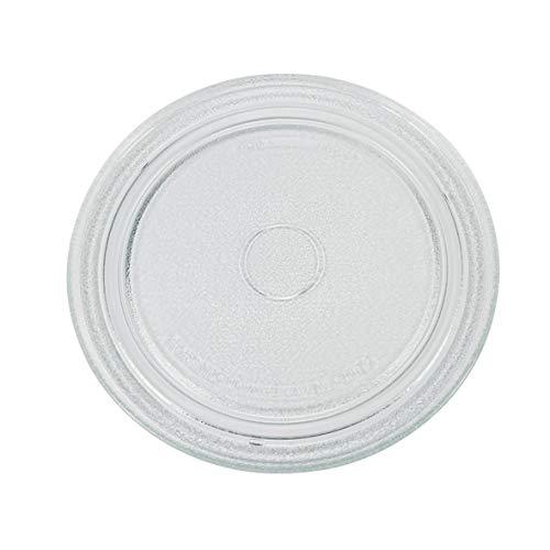 Whirlpool 480120101083 - Plato microondas de cristal (diámetro 27,2 cm, 64351-21051)