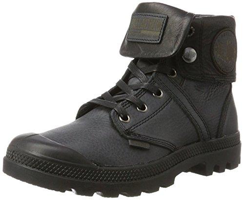 Palladium Unisex-Erwachsene Plbrs BGY L2 U Hohe Sneaker, Schwarz (Black), 37 EU