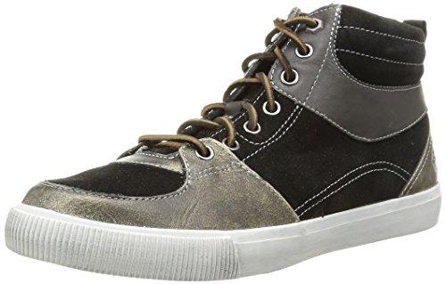 Timberland Herren Glastenbury Hohe Sneakers, Schwarz (Black), 41.5 EU