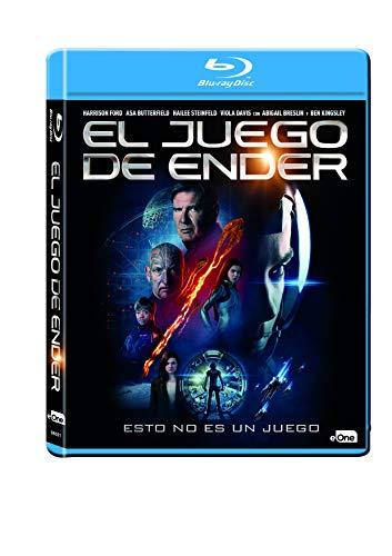 El Juego De Ender Blu-Ray [Blu-ray]