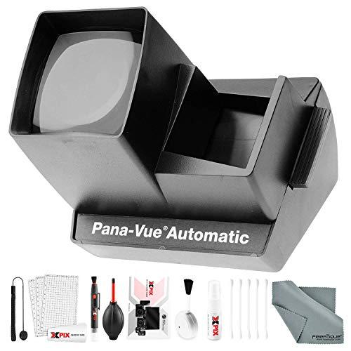 Pana-Vue 6566 - Spioncino automatico con kit di pulizia Deluxe