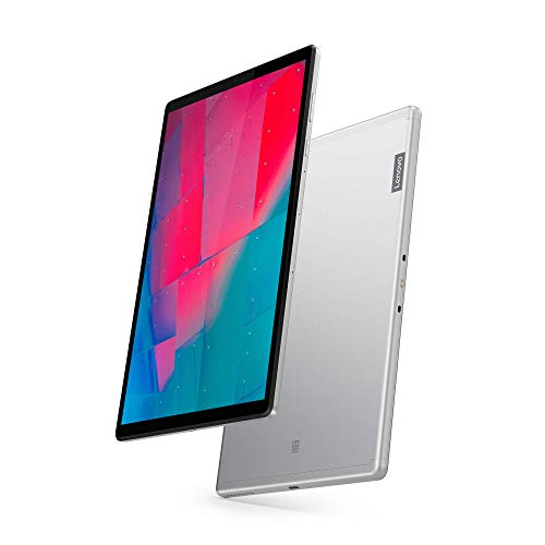 Lenovo Tab M10 Full HD Plus 26,2 cm (10,3 Zoll, 1920x1200, Full HD, WideView, Touch) Tablet-PC (Octa-Core, 4GB RAM, 64GB eMCP, WLAN, Android 9) silber