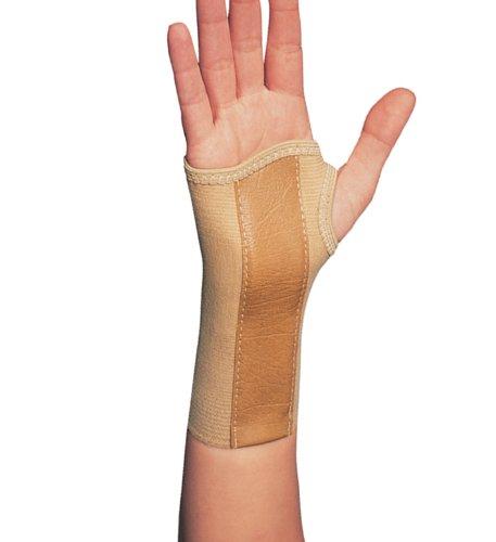 Procare 79-87077 Elastic Wrist Brace, Right, Large