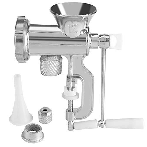 Picadora de carne - Picadora de carne multifunción manual Picadora Picadora de salchichas Herramienta de cocina para el hogar