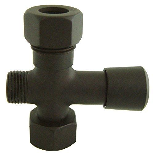 Kingston Brass ABT1060-5 Vintage Shower Diverter, 2-3/4-Inch, Oil Rubbed Bronze