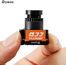 -Eachine 1000TVL 1/3 CCD 110 Degree 2.8mm Lens Mini FPV Camera NTSC PAL Switchable for FPV Camera Drone - Input Voltage : 5-20 Volt