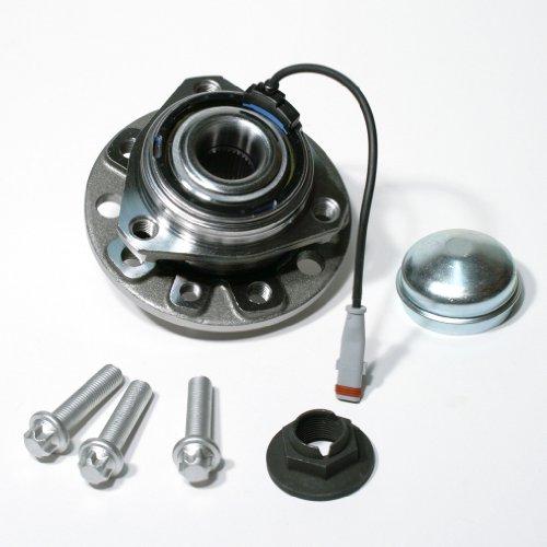 1 x Radnabe / 1 x Radlagersatz mit ABS für vorne/Vorderachse