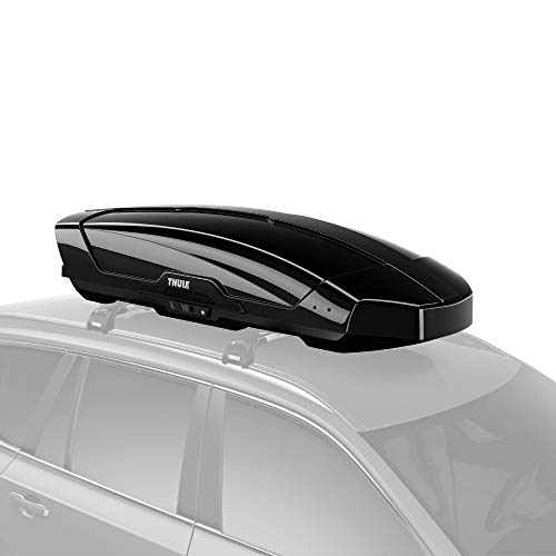 Thule Motion XT Rooftop Cargo Carrier , Black