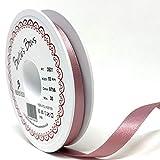 Berisford 3501 Satinband, 10 mm, Colonial Rose, 20 m, Einheitsgröße