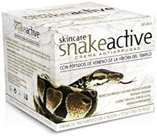DIET ESTHETIC SKINCARE SNAKEACTIVE SNAKE VENOM EXTRACT ANTI WRINKLE CREAM 50ml ship to Worldwide