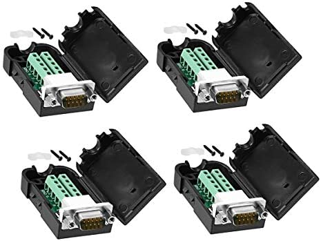 9 pin d sub connector _image1