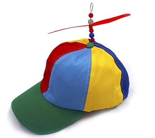 Kuzhi Propeller Hat (Child, Green)