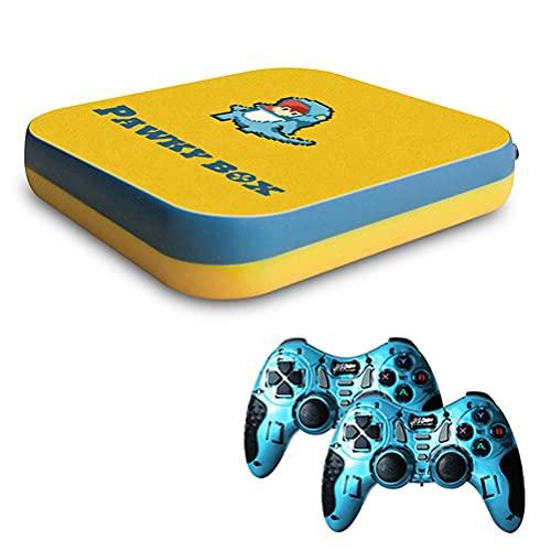 Akemaio Consolas de Videojuegos Retro compatibles con Consolas de Salida HDMI 4K con Soporte de enfriamiento para Gamepad Tarjeta TF