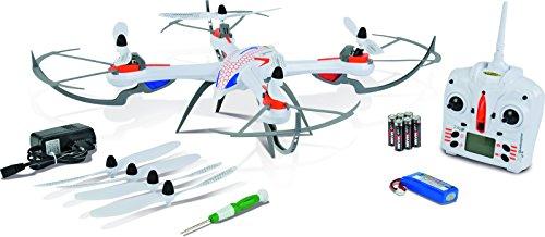 Carson 500507099 – Aviation, X4 Quadcopter 550 2.4 G 100% RTF
