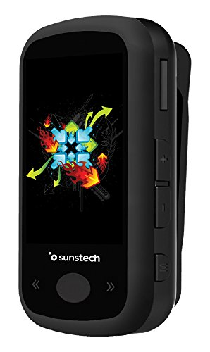 Sunstech IBIZABT - Reproductor MP4, Color Negro