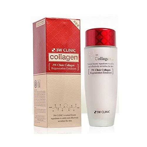 3W Clinic Collagen Regeneration Emulsion -150 ml