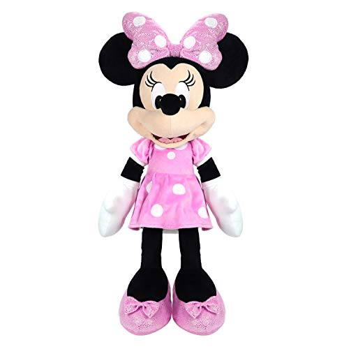 Mickey Mouse Disney Junior Jumbo 25-Inch Plush Minnie Mouse