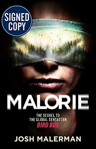 Malorie: Sequel to the Bird Box - Signed / Auto... 0593157311 Book Cover