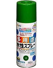 アサヒペン 水性多用途スプレー 420ML 白