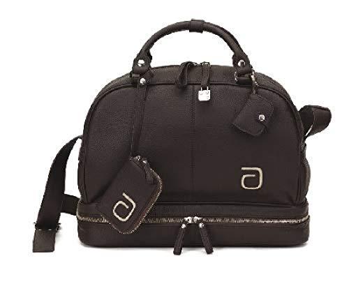 Allerhand Tasche, Wickeltasche, Farbe braun, Schultertasche